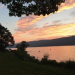 Waterstone Inn - Accommodations - Waterstone Studio - Sunset - Greenwood Lake